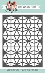 Geometric Circles Cover Plate Die