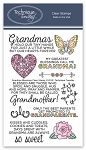 Grandma Blessings Stamp Set