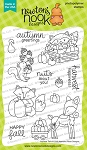 Harvest Tails Stamp Set
