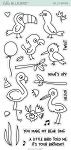 Silly Birds Stamp Set