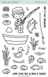Fishin' Hole Stamp Set