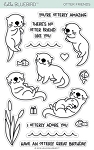 Otter Friends Stamp Set