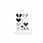 Heaps of Hearts Stamp Set