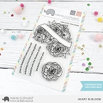 Heart In Bloom Stamp Set