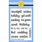 Heartfelt Wishes Stamp Set