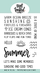 Hello Summer Stamp Set