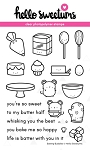 Baking Buddies Stamp Set