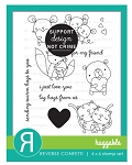 Huggable Stamp Set