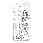 Jingle All The Way Stamp Set