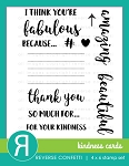 Kindness Cards Stamp Set