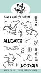 Later Alligator Stamp Set