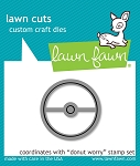 Donut Worry Lawn Cuts