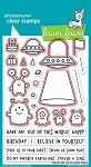 Beam Me Up Stamp Set