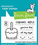 Caramel Apple Stamp Set