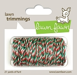 Lawn Trimmings Twine - Mistletoe