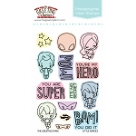 Little Heroes Stamp Set