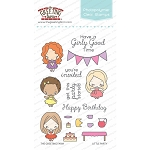 Little Party Stamp Set