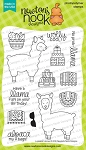 Loveable Llamas Stamp Set