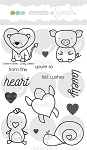 Lovely Critters Stamp Set