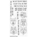 For Owl You Do Stamp Set