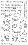 Beach Bunnies Stamp Set