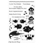 Ocean Fun Stamp Set