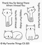 Cute Cats Stamp Set