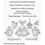 Tweet Holidays Stamp Set