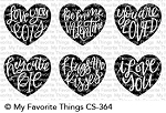 Heart Art Stamp Set