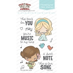 Our Song Stamp Set