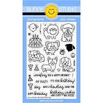 Party Pups Stamp Set