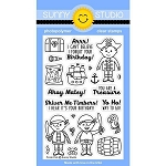 Pirate Pals Stamp Set