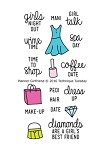 Planner Girls Night Out Stamp Set