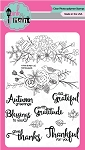 Fall Bouquets Stamp Set