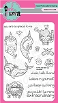 Narwhals Stamp Set