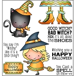 Cast A Spell Stamp Set