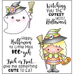 Witching You Cutest Stamp Set