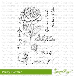 Pretty Peonies Stamp Set