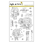 Pumpkin Spice Season Stamp Set