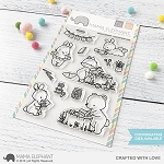Crafted With Love Stamp Set