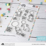 Flying With Friends Stamp Set