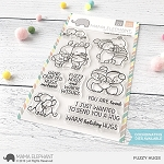 Fuzzy Hugs Stamp Set