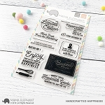 Handcrafted Happiness Stamp Set