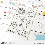 Joy Ornaments Stamp Set