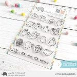 Little Boo Agenda Stamp Set