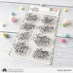 Paola's Wishes Stamp Set