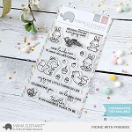 Picnic With Friends Stamp Set