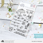 Tea With Friends Stamp Set