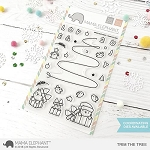 Trim The Tree Stamp Set