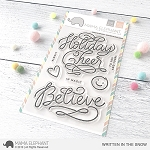 Written In The Snow Stamp Set